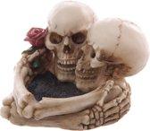 Asbak schedels