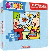 Bumba - Puzzelboek met leuke verhaaltjes
