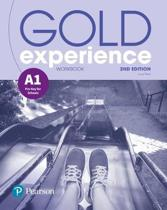 Gold Experience 2nd Edition A1 Workbook