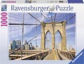 Ravensburger Op de Brooklyn Bridge - Puzzel