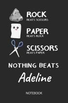 Nothing Beats Adeline - Notebook