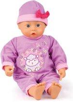 Bayer Babypop Eerste Woordjes - 46cm