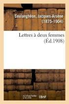 Lettres Deux Femmes