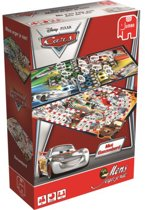 Disney Cars 2in1 MEJN en Ganzenbord