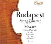 Budapest String Quartet/Mozart