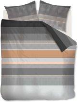 Beddinghouse Kata - Dekbedovertrek - Lits-jumeaux - 240x200/220 cm - Zwart
