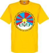 Tibet Crest T-shirt - M