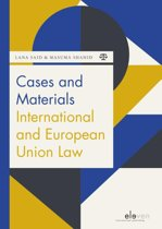 Afbeelding van Cases and Materials International and European Union Law