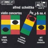 Schnittke - Violin Conc.