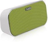 Rapoo A500 - Bluetooth Speaker - Groen