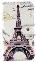 LG Optimus G2 Wallet Stand Case Eiffel Tower