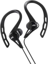 JVC HA-ECX20BE In-ear sporthoofdtelefoon - Zwart