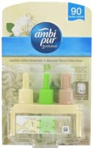 Ambi Pur 3volution  Electric Refill Witte Bloemen
