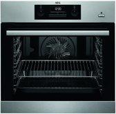 AEG BES351110M - Inbouw oven - Stoomfunctie