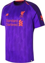 New Balance Liverpool Uitshirt 2018/2019 Heren - Purple