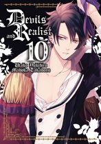 Devils and Realist Vol. 10