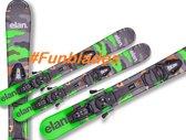 Snowblades Elan Freeline Camo model 2020,  lengte 99cm, 125cm en 135cm