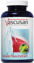 Vascusan Groene thee extract 500 60 vegicaps