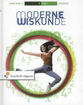 Omslag van 'Moderne Wiskunde / 5 vwo B / deel leerboek'