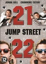 DVD cover van 21 Jump Street / 22 Jump Street