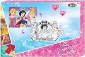 Luna Princess 2-zijdige Puzzel 100 Stukjes