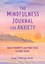 MINDFULNESS JOURNAL FOR ANXIETY