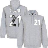 Zidane Gallery JUVE Hooded Sweater - L