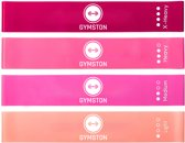 Gymston Weerstandsbanden Set - 4 stuks - Incl. Dra