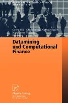 Datamining und Computational Finance