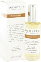 Demeter 120 ml - Ginger Cookie Cologne Spray Damesparfum