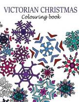 Victorian Chirstmas Colouring Book