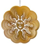 RVS Windspinner Sun Gold 12""