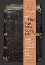 Middeleeuwse studies en bronnen 164 - Ik heb mijn lief in eeuwigheid