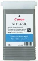 Canon BCI-1431 Inktcartridge - Cyaan