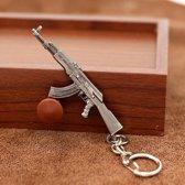 Sleutelhanger AK-47 - Geweer - Hoogwaardig metaal