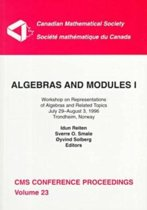 Algebras and Modules, Volume 1