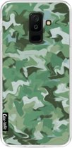 Casetastic Softcover Samsung Galaxy A6 Plus (2018) - Army Camouflage