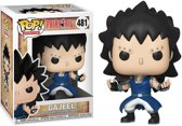 Funko Pop! Fairy Tail - Gajeel 481 Vinyl Figure