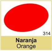 TRG Supercolor schoenverf 314 Orange