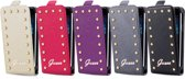 Guess - Studded Flip Case - Samsung Galaxy S4 mini - paars