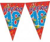 Vlaggenlijn Hoera 18