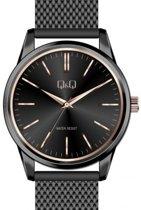 Q&Q prachtige heren horloge - QB02J803Y-