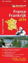 CR.11721 FRANCE / FRANKRIJK 2019