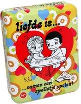 Liefde is..... - Kaartspel