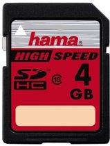 Hama Hs Gold SD kaart 4GB
