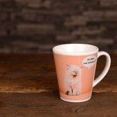 Café-Latte Mok met foto !