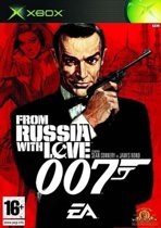 007 James Bond: From Russia With Love - Xbox