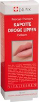 Dr. Fix Kapotte Droge Lippen Balsem - 15 ml - Lippenbalsem