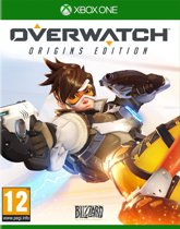 Activision Overwatch: Origins Edition, Xbox One Basis Xbox One Engels, Frans video-game