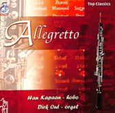 Allegretto - Han Kapaan: Hobo / Dirk Out: Orgel